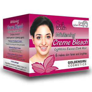 Whitening  Bleach Creme Eco. Pack 70 gm