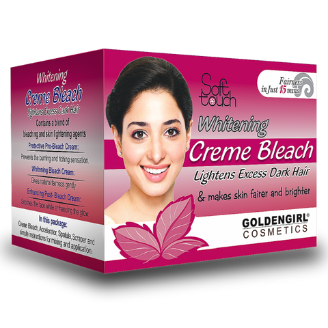 Whitening  Bleach Creme Eco. Pack 70gm - Golden Girl Cosmetics