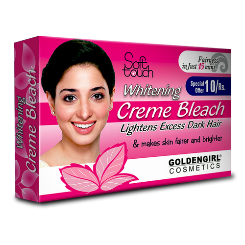 Whitening Bleach Creme Sachet Pack 10gm