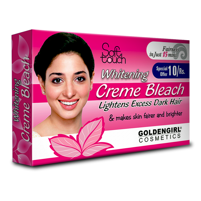 Golden Girl Whitening Creme Bleach is clinically proven to regulate negative processes in skin for a smooth, fair skin and even complexion. It effectively lightens age spots, freckles, moles and sunspots.It contains innovative Acti-White Complex that effectively lightens the skin. It decreases Tyrosinase activity to diminish the appearance of dark spots as well as decreases the maturation of melanin to lighten and brighten skin.