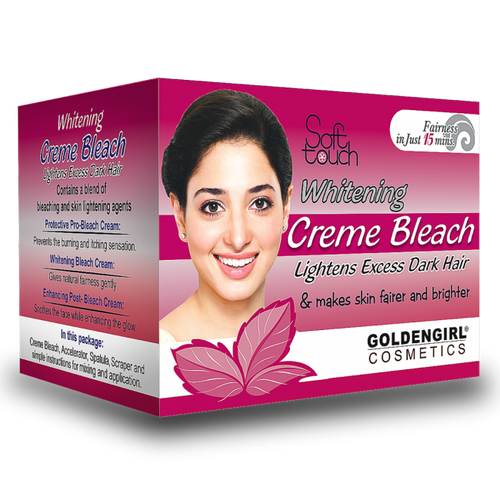 Whitening Bleach Creme Standard.  Pack 42gm