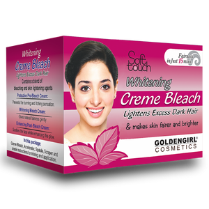 Whitening Bleach Creme Trial Pack 25gm