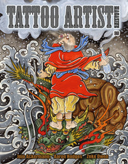 1. Tattoo Artist Magazine