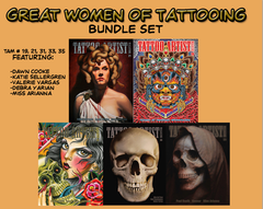 Top Female Tattoo Artists