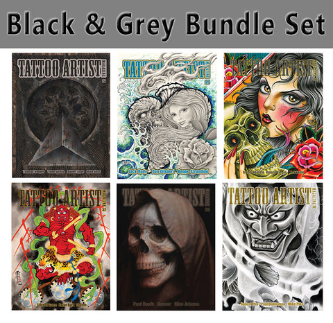 Black & Grey Bundle set