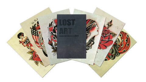 Lost Art: From Tattooing's Past