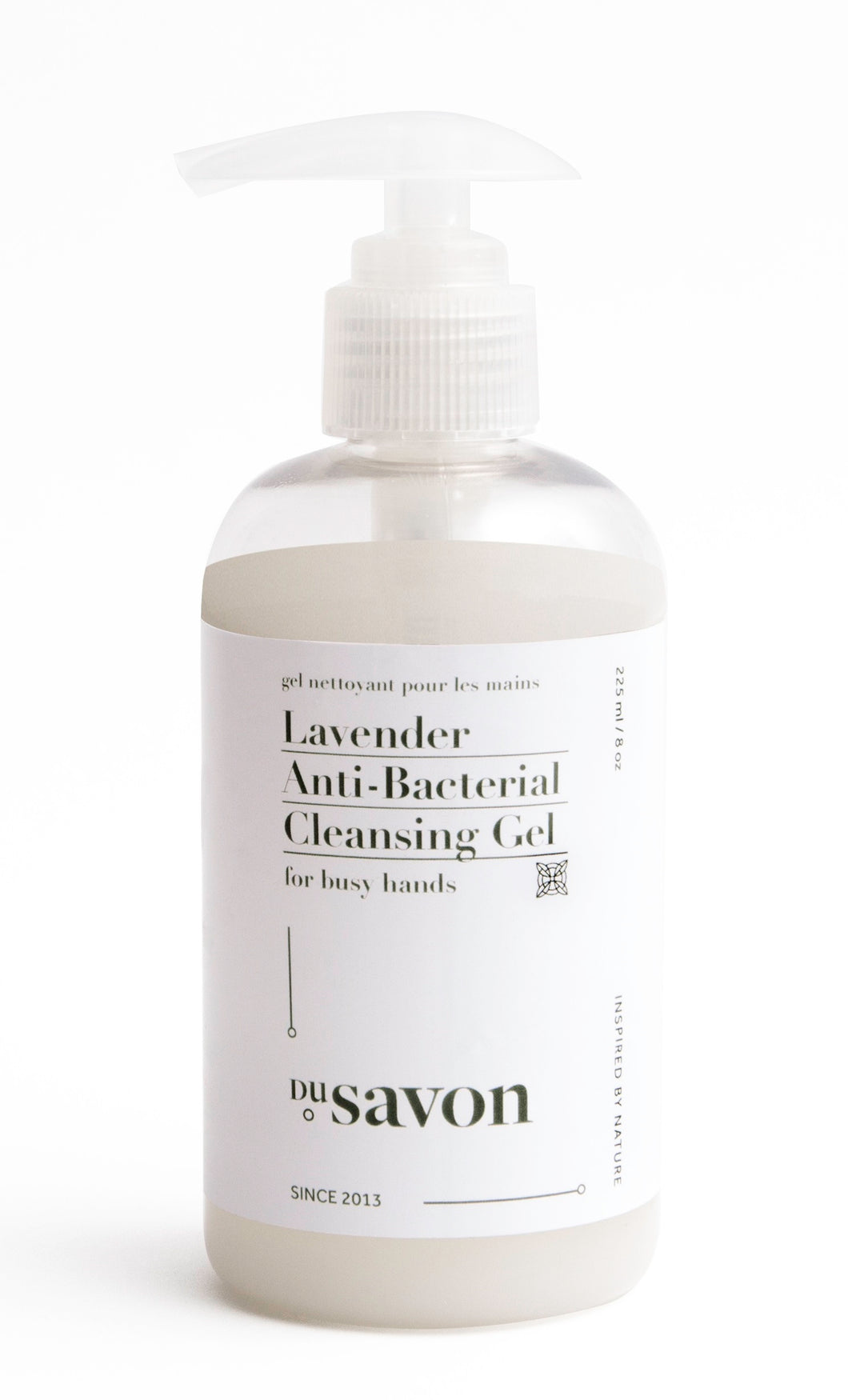 Lavender Anti-bacterial Cleansing Gel