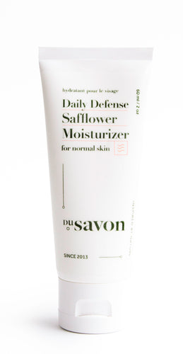 Safflower Daily Defense Moisturizer for Normal Skin