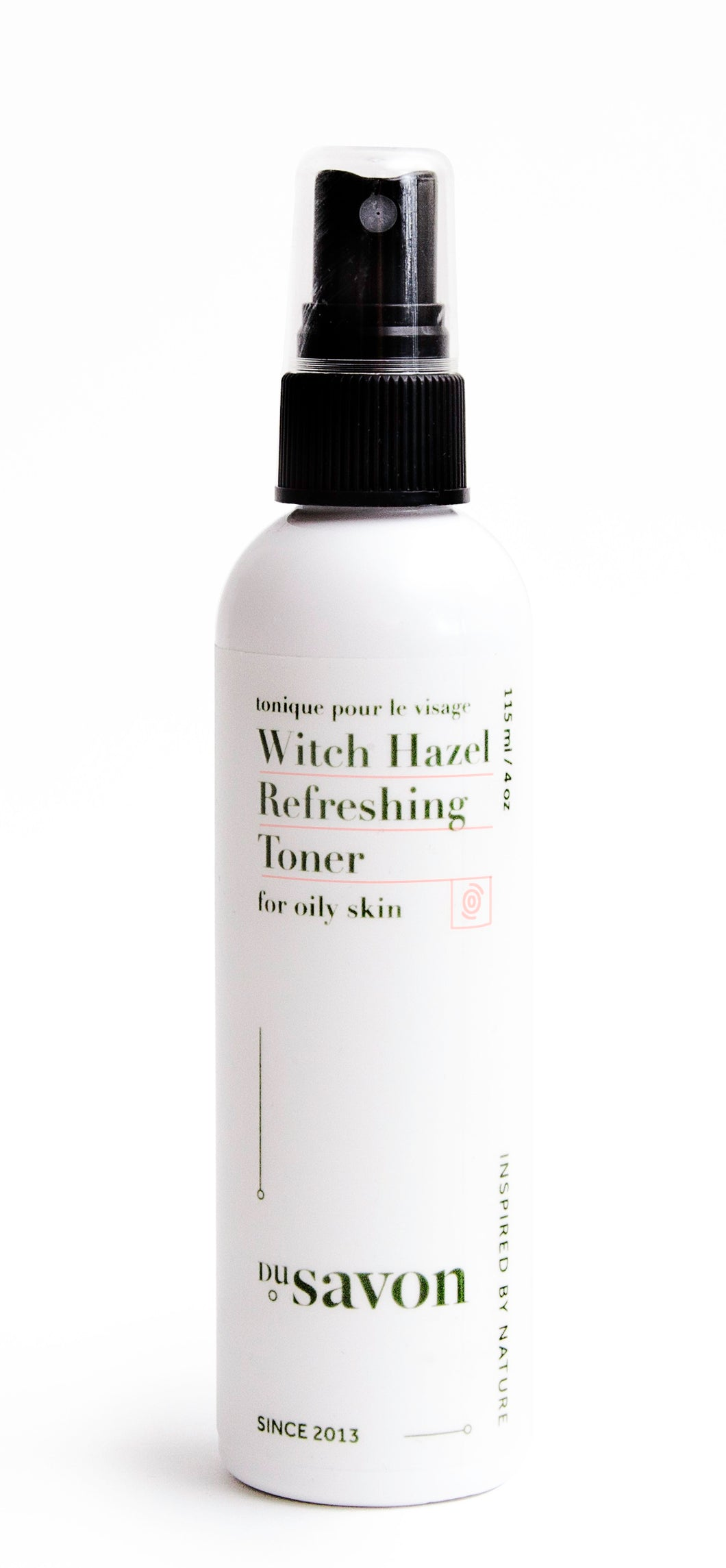 Witch Hazel Refreshing Toner for Oily skin