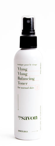 Ylang Ylang Balancing Toner for Normal Skin