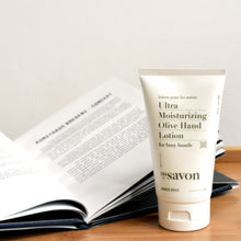 Load image into Gallery viewer, Olive Ultra-Moisturizing Hand Lotion