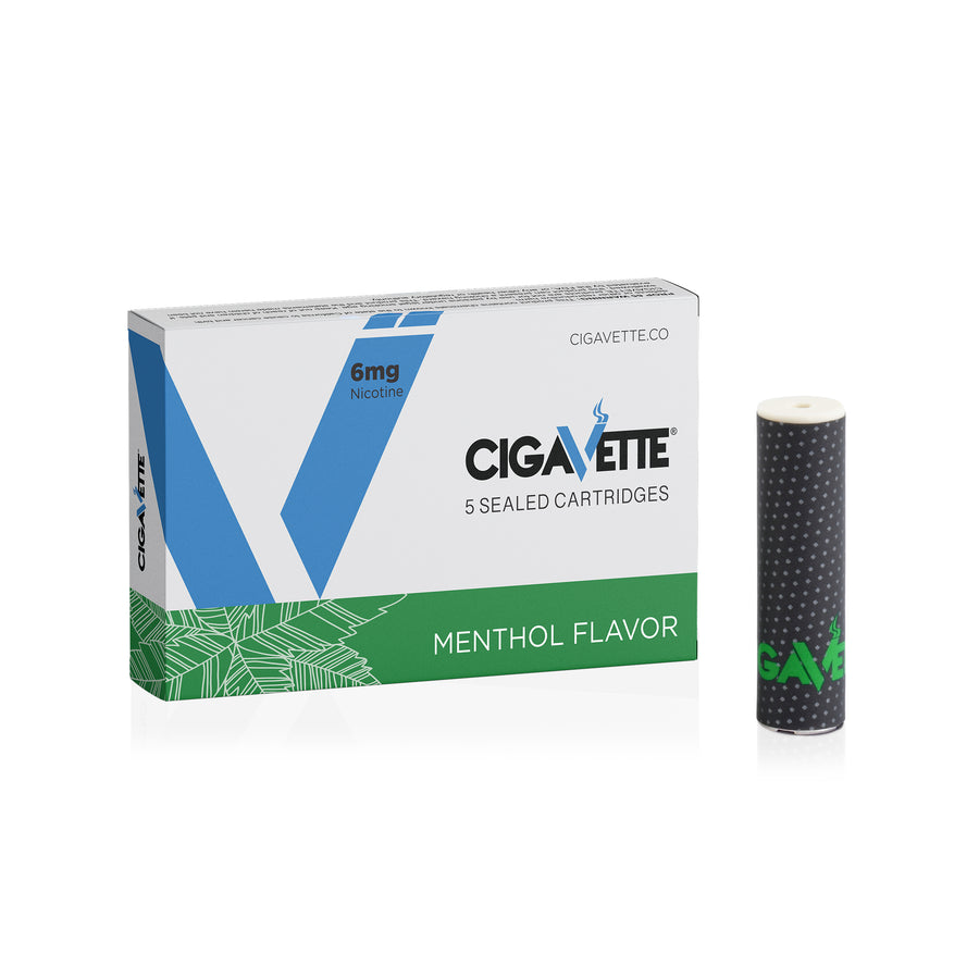 Menthol Flavored Cartridges