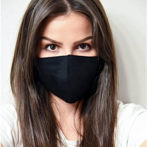 Washable Face Mask (Black)