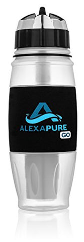 Alexapure Go Water Filtration Bottle