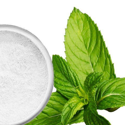 Natural Tooth Powder - Mint Flavor (1 ounce) camping survival
