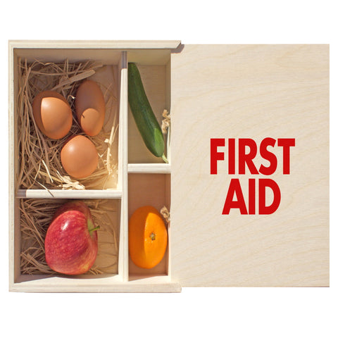 First aid handbook - camping survival