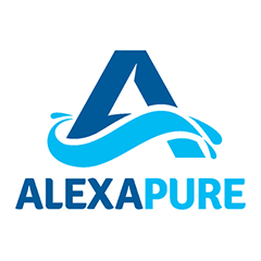 Alexapure Water Filtration at Camping Survival