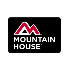 Mountain House Emergency Food Storage