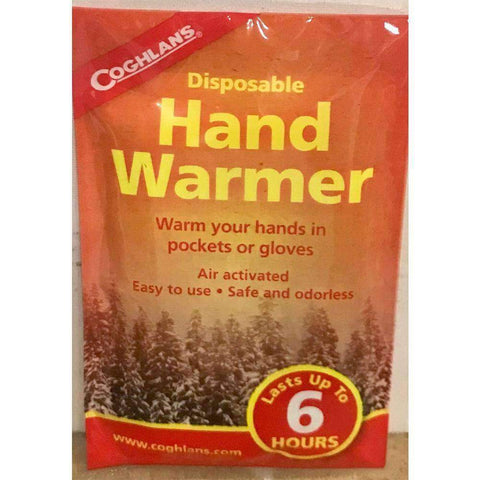 Coghlans Emergency Hand Warmer - Camping Survival