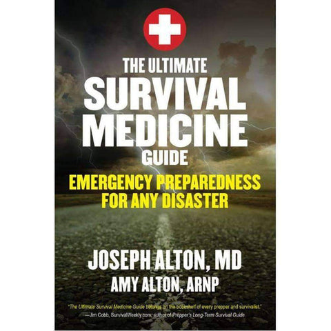 The Ultimate Survival Medicine Guide - Camping Survival