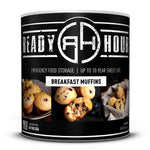 Ready Hour Breakfast Blueberry Muffins (40 servings) camping survival