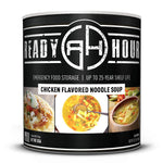 Ready Hour Chicken Flavored Noodle Soup (20 servings) camping survival