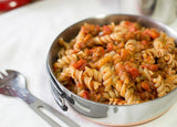 Mountain House Fusilli Pasta with Italian Sausage Pouch