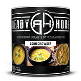 Ready Hour Corn Chowder (28 servings) camping survival