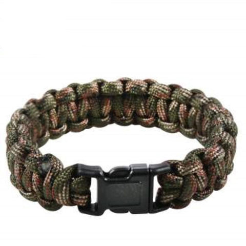 Rothco Multi-Colored Paracord Bracelet 7 inches