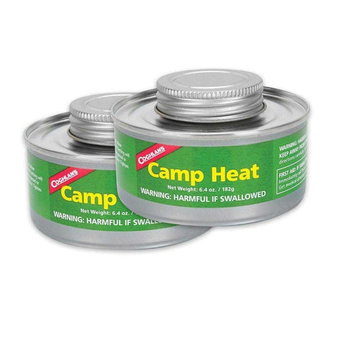 Camp Heat & Cooking Fuel (2-pack) campingsurvival.com
