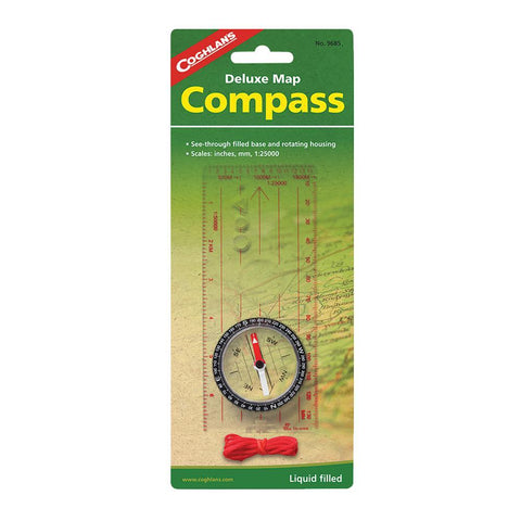 Coghlans Map Compass camping survival
