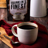 Franklin's Finest Survival Coffee (720 servings, 1 bucket)