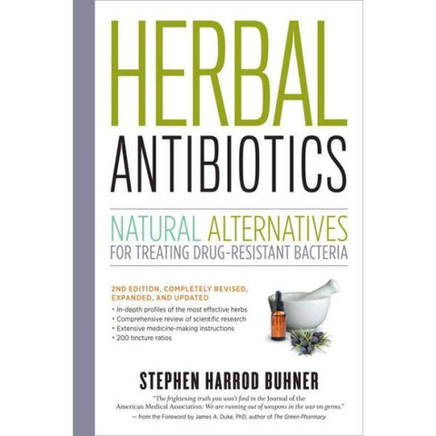 Herbal Antibiotics: Natural Alternatives for Treating Drug-resistant Bacteria - Camping Survival