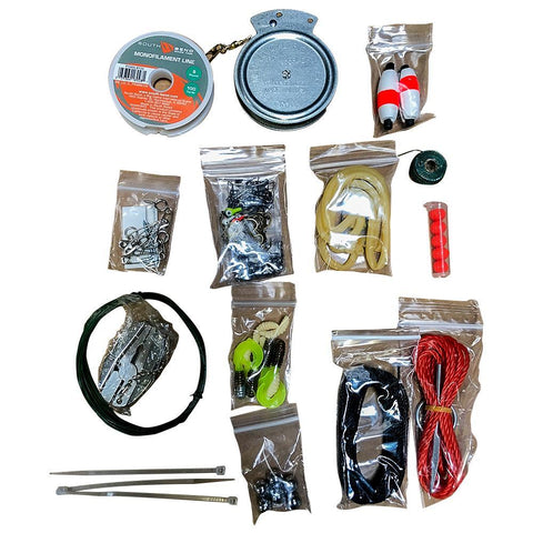 Fishing and Hunting Kit by Ready Hour