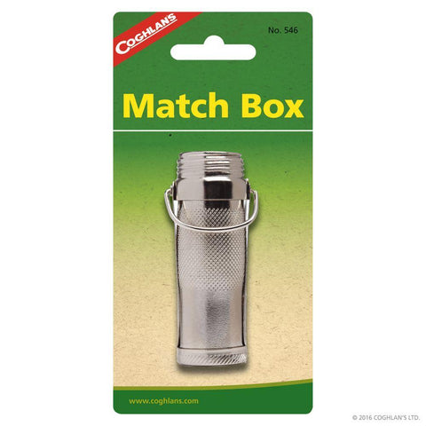 Coghlans Metal Match Holder camping survival