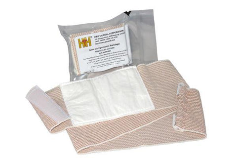 H & H Mini Compression Bandage - Camping Survival