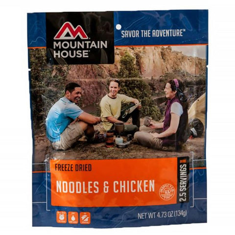 Mountain House Noodles & Chicken Pouch