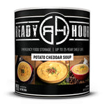 Ready Hour Potato Cheddar Soup (35 servings) camping survival