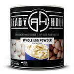 Ready Hour Whole Egg Powder (72 servings) camping survival