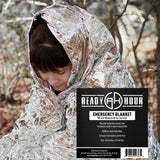 Ready Hour Emergency Blanket - Camping Survival