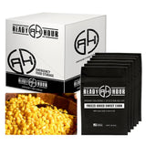 Ready Hour Freeze-Dried Corn Case Pack (48 servings, 6 pk.)-camping survival