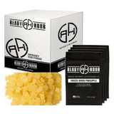 Ready Hour Freeze-Dried Pineapple Case Pack (32 servings, 4 pk.) -camping survivalcamping survival