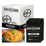 Ready Hour Southwest Savory Rice Case Pack (32 servings, 4 pk.) - Camping Survival