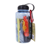 Rothco's Water Bottle Survival Kit-campingsurvival.com