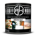 #10 Can Ready Hour Iodized Salt
