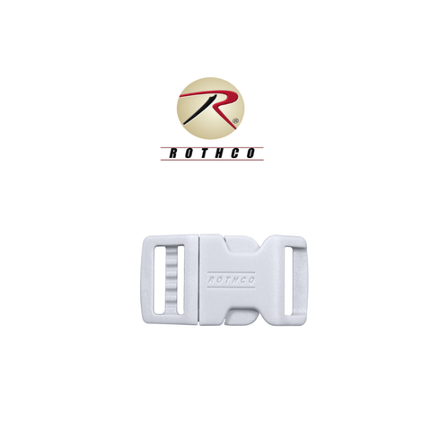 Rothco 1/2 Side Release Buckle camping survival