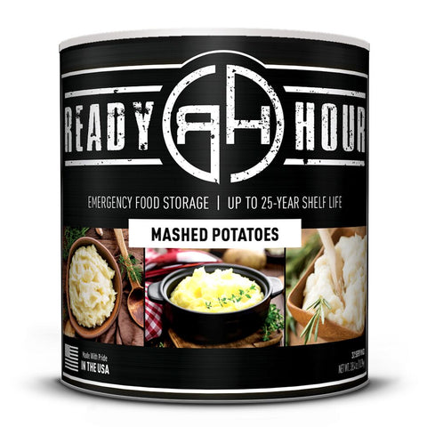 Mashed Potatoes (32 servings)- Ready Hour