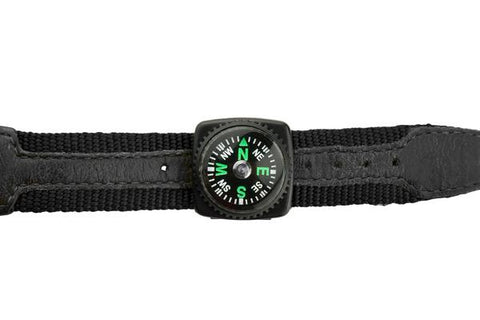 Survivor Series Paracord Accessory Compass (Pack of 6)