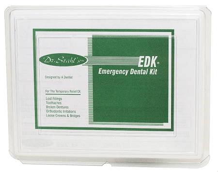 EDK Emergency Dental Kit-camping survival
