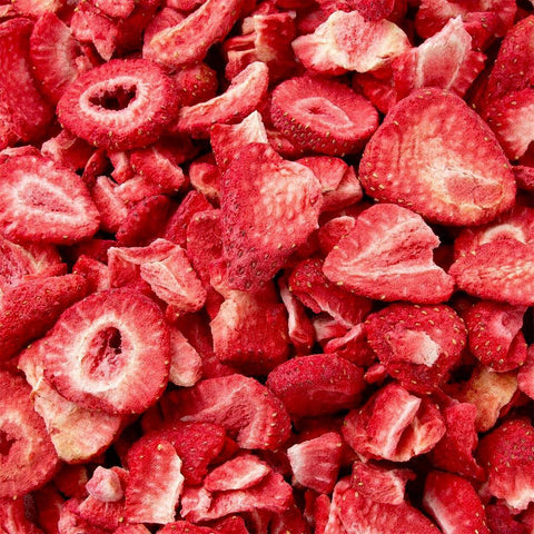 Freeze-Dried Strawberries Single Pouch (8 servings)